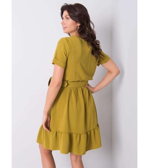 Sukienka Model M503 Black - Makadamia