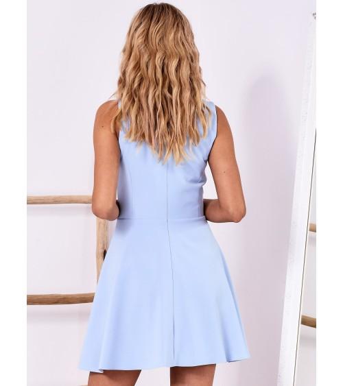 Sukienka Model L043 Green - Lenitif