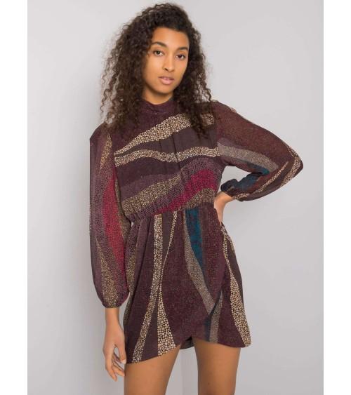 Spodnie Dresowe Model A409 Orange - awama
