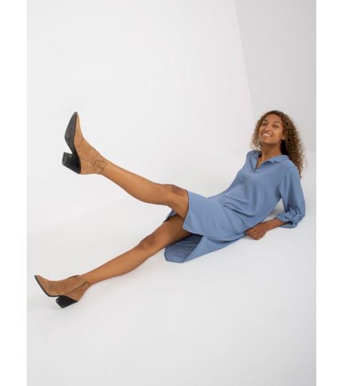 Sukienka Model M534 Black - Makadamia