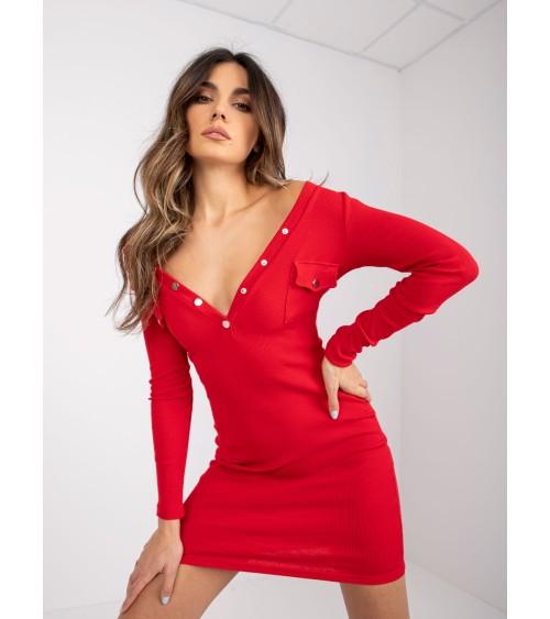 Sukienka Model Mattie 289-1 Dirty Pink - Numoco