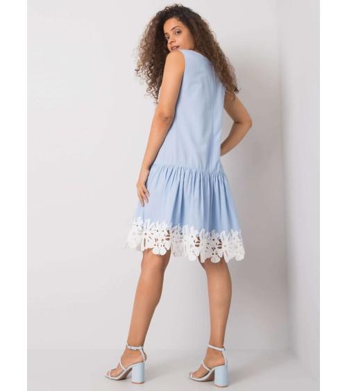 Sukienka Model L016 Olive - Lenitif