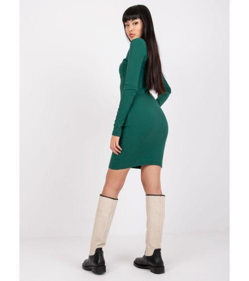 Sweter Kardigan Model BK017 Black - BE Knit