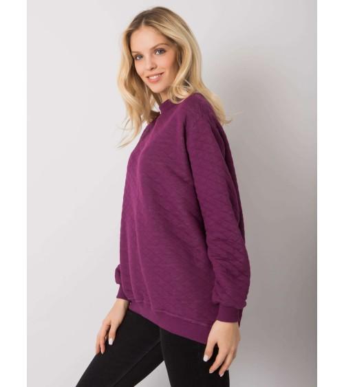 Sweter Kardigan Model SWE206 Jeans - MKM