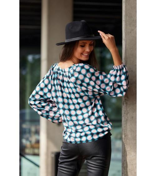 Sweter Kardigan Model BK055 Model 1 - BE Knit