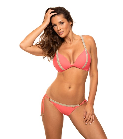 Sweter Damski Model BK038 Green - BE Knit