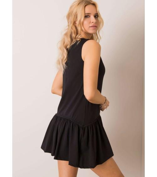Sweter Damski Model BK005 Black - BE Knit