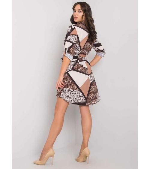 Jednoczęściowy strój kąpielowy Kostium kąpielowy Model Belinda New Berry M-548 Pink - Marko