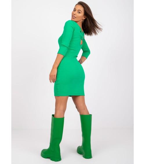 Sweter Kardigan Model A196 Grey - awama