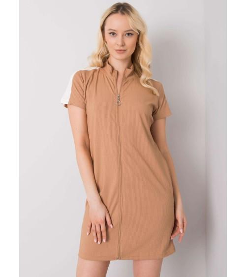 Sweter Kardigan Model SWE234 Orange - MKM