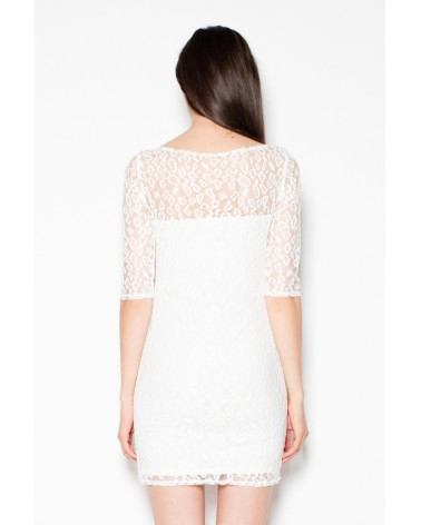 Sweter Damski Model BK064 Grey - BE Knit