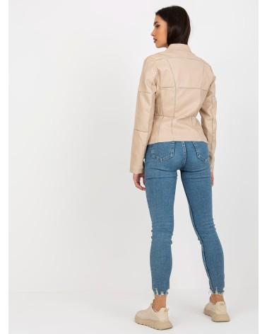 Sweter Damski Model BK069 Grafit - BE Knit