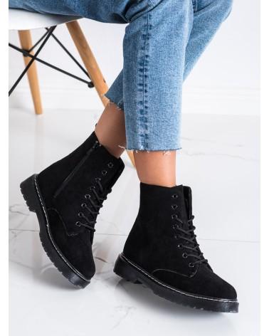 Sukienka Model BK010 Grafit - BE Knit