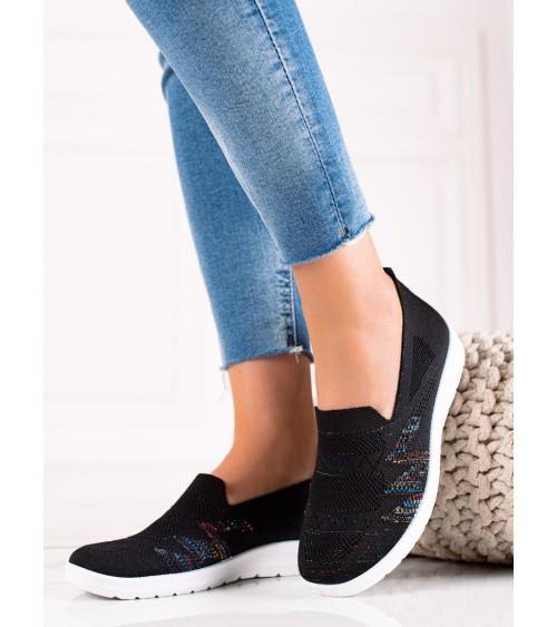 Sweter Damski Model SW01 Yellow - Nife