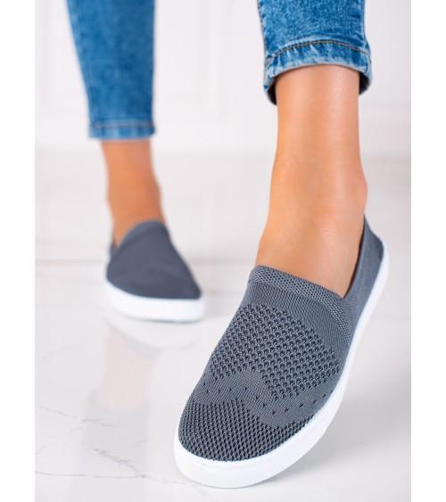 Sweter Damski Model S185 Blue - Style