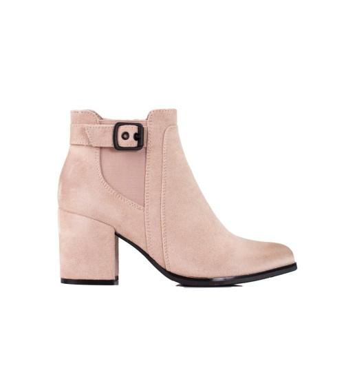 Sweter Damski Model BK026 Grey - BE Knit