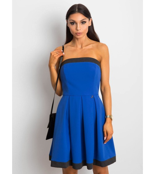 Sweter Damski Model SWE176 Jeans - MKM