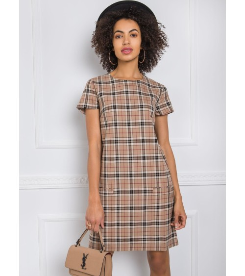 Sweter Damski Model SWE186 Jeans - MKM