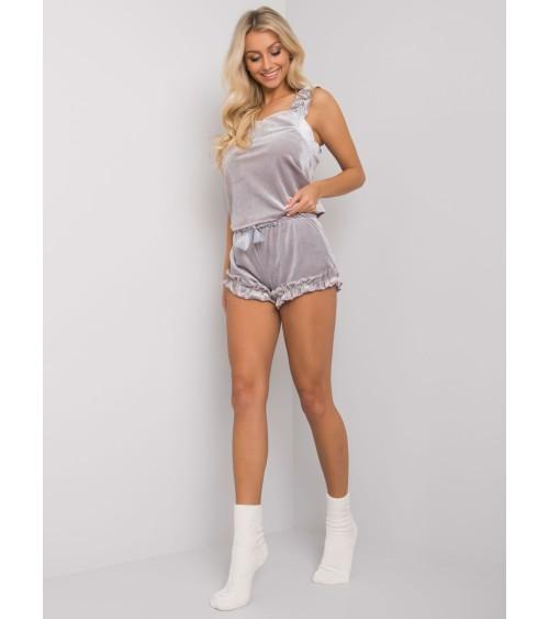Sweter Kardigan Model SWE210 Grey - MKM