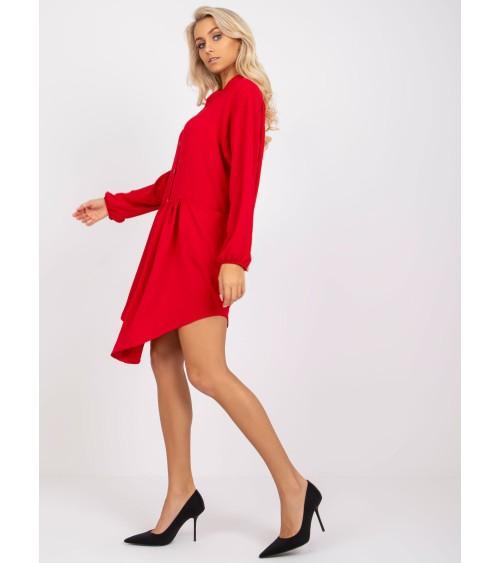 Sweter Kardigan Model S101 Grey Melange - Makadamia