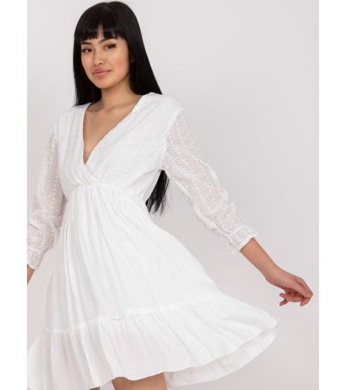 Sweter Kardigan Model NU_S76 Dirty Pink - Numinou