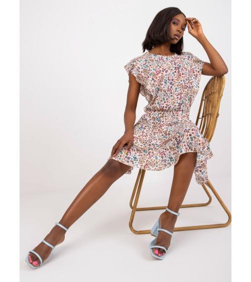 Sweter Kardigan Model BK054 Cappuccino - BE Knit