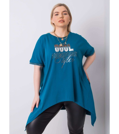 Koszulka Model Dragana Camel Gold - Livia Corsetti Fashion