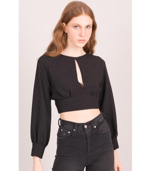 Koszulka Model Amoria Black - Livia Corsetti Fashion