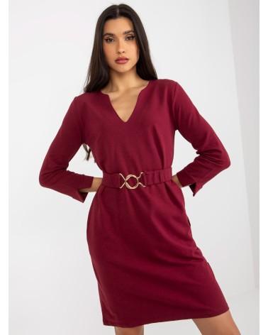 Sweter Damski Model LS335 Powder Pink - Lemoniade