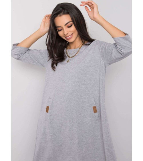 Sweter Kardigan Model BK032 Brown - BE Knit