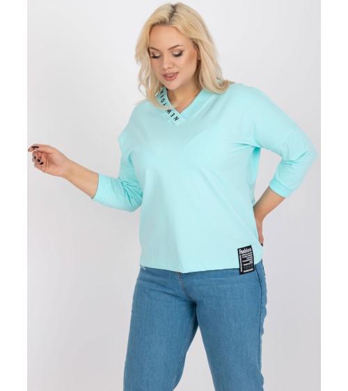 Legginsy Model Vanessa Black - Bas Bleu