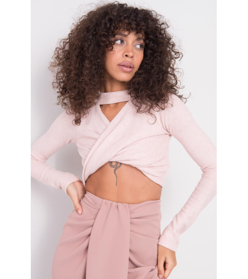 Sukienka Plażow Tunika Model Lily Fresia M-339 Malina - Marko