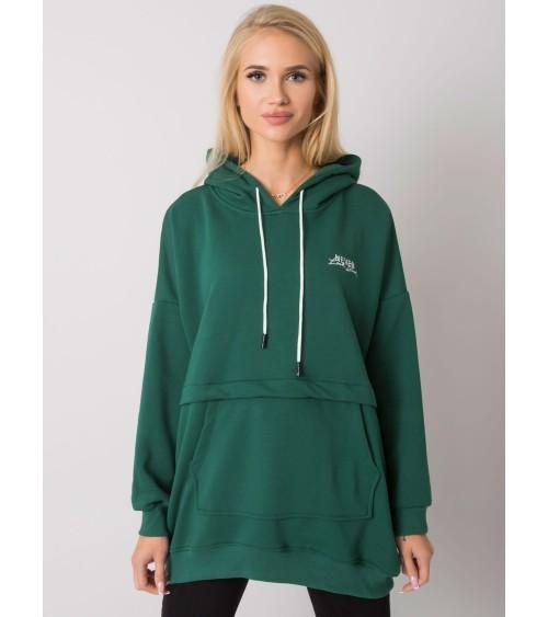 Sweter Kardigan Model MOE556 Beige - Moe