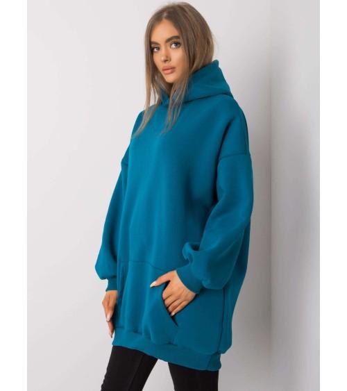 Sweter Kardigan Model MOE514 Black - Moe