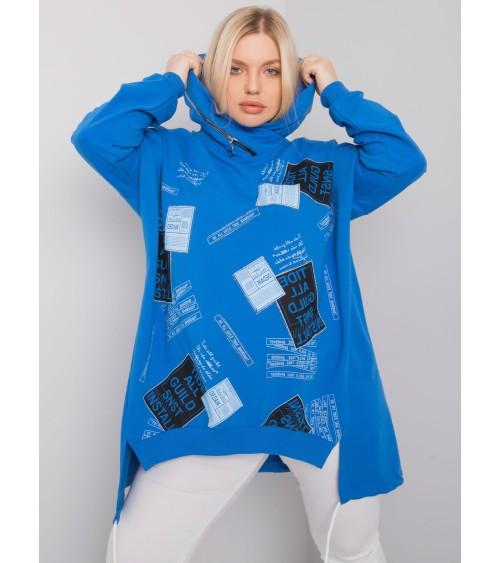 Sweter Damski Model BK046 Black - BE Knit