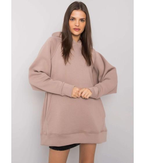 Sweter Kardigan Model BK036 Model 4 - BE Knit
