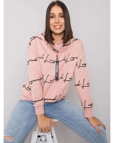 Sweter Damski Model Eva Grafit - Lemoniade