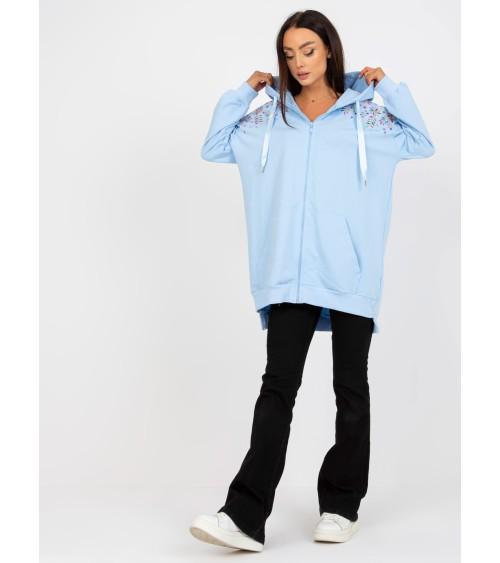 Sweter Damski Model BK047 Cappuccino - BE Knit