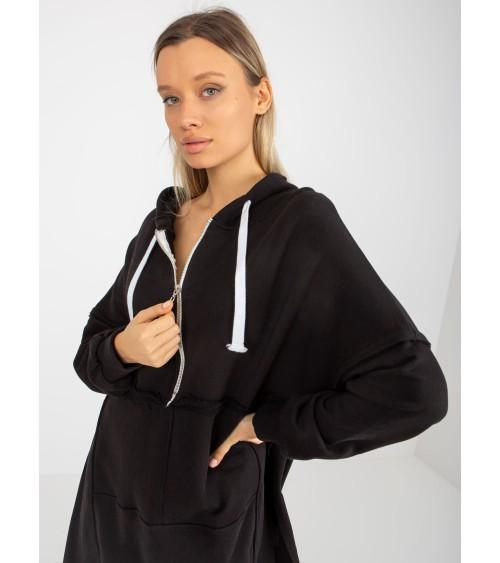 Sweter Damski Model BK047 Antracyt - BE Knit