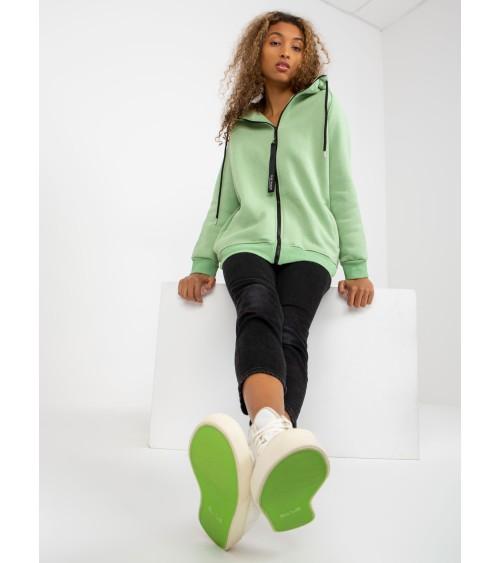Sweter Kardigan Model BK068 Powder Pink - BE Knit