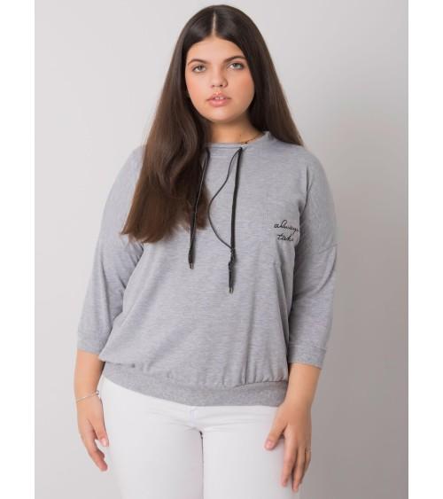 Sukienka Model K031 Blue - Lenitif