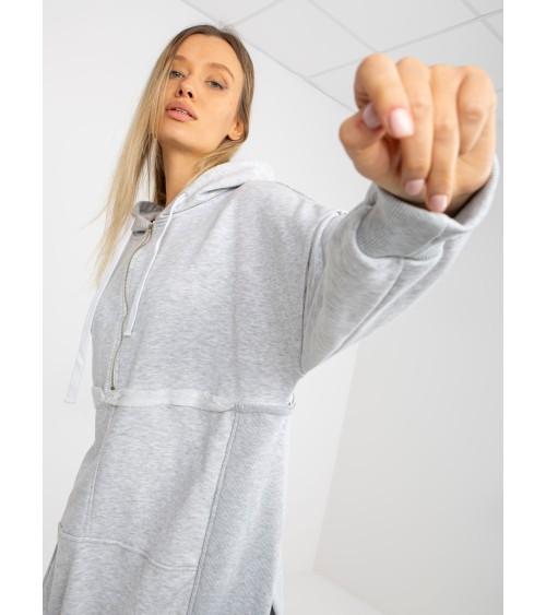 Sweter Kardigan Model MOE598 Powder Pink - Moe