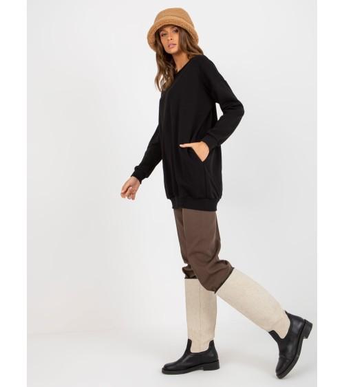 Sweter SWE102 Red/Black - MKM
