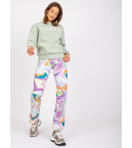 Sweter Kardigan Model BK063 Fuksja - BE Knit
