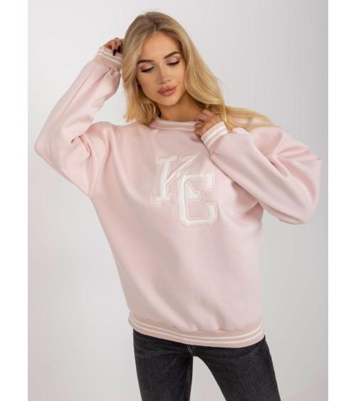 Sweter Kardigan Model BK063 Grafit - BE Knit