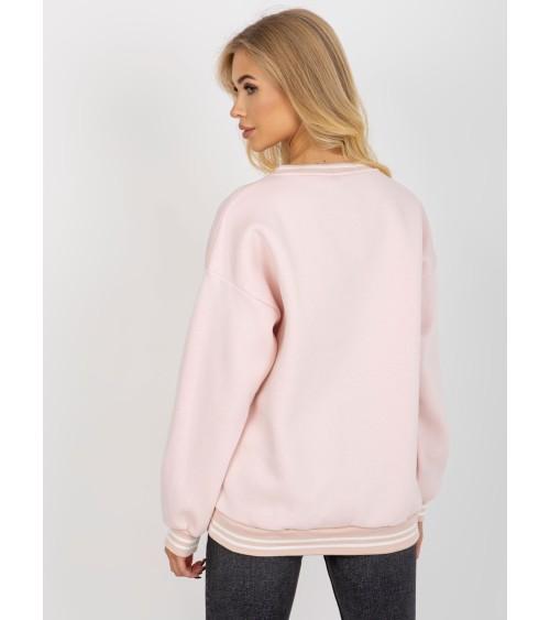 Sweter Kardigan Model BK063 Khaki - BE Knit