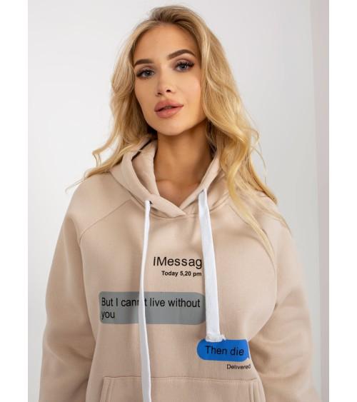 Sweter Kardigan Model BK063 Honey - BE Knit