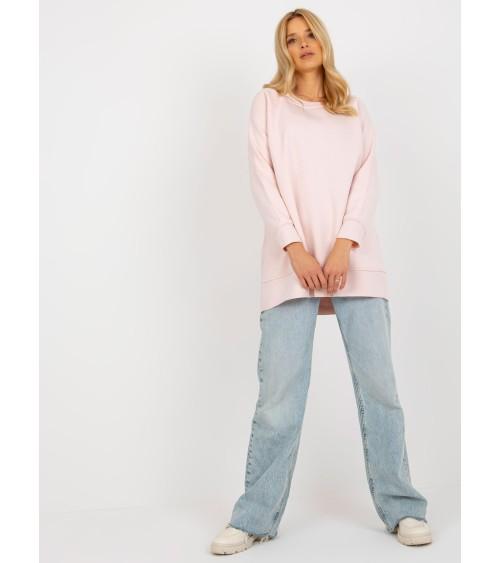 Sweter Damski Model BK002 Grey - BE Knit