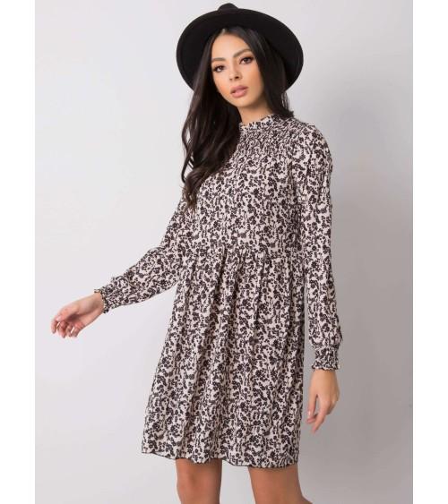 Sweter Damski Model BK045 Lawenda - BE Knit