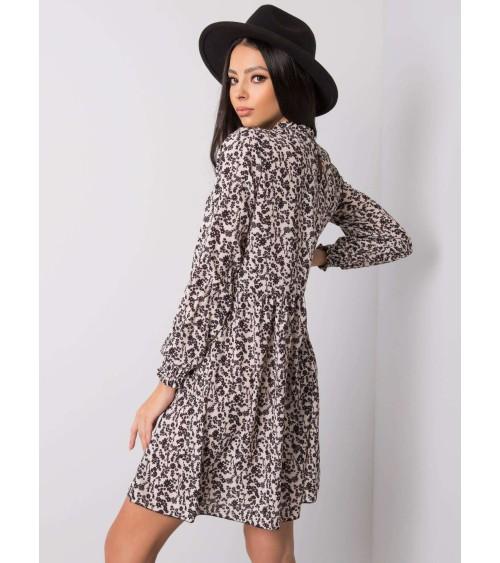 Sweter Damski Model BK045 Grey - BE Knit